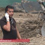 V Senici vykopali ľudskú kostru