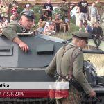 Tanky obsadili Senicu