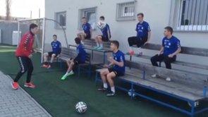 Zábavka futbalistov FK Senica hitom internetu